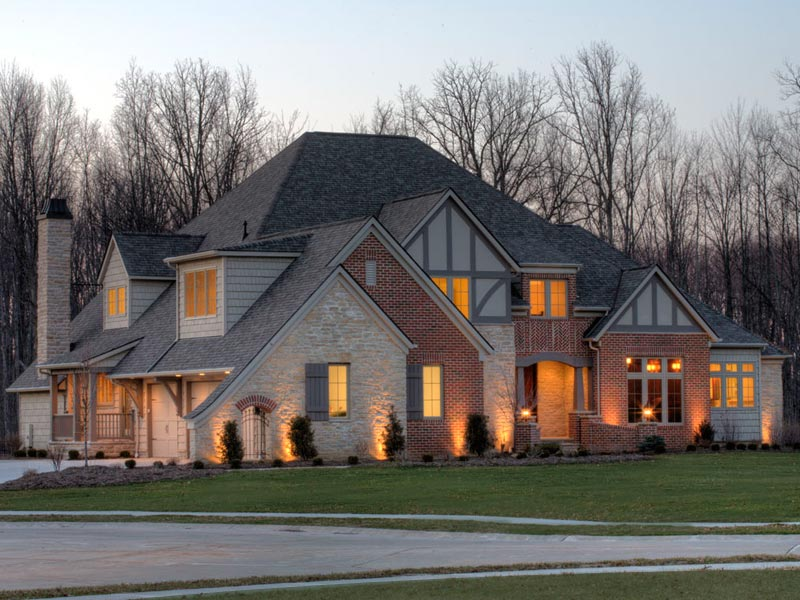 Custom Luxury Home Sareth Builders Westlake Ohio The